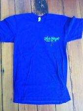 John Mayer Canada 2007 Canadian Tour Concert Shirt American Apparel USA Made S
