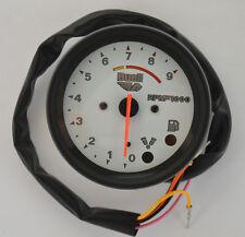 Y0501.K NEW Genuine Buell 1999-2002 S3, X1 Tachometer, Black Bezel  (U9F)