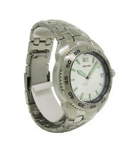 Sector 300 3253300195 Men's Round Analog Date Stainless Steel Swiss Watch