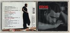 Cd EROS RAMAZZOTTI Eros Omonimo Same - BMG 1997 Greatest Hits The best of