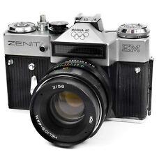 Zenit EM Vintage Retro 1980s 35mm SLR Film Lomo Camera with 58mm Lens