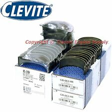 New Clevite H Series Rod & Main Bearing Set Chevy 4.8L 5.3L 5.7L 6.0L 6.2L LS