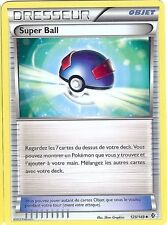 "Carte Pokemon "" DRESSEUR Super Ball "" FRONTIERES FRANCHIES 129/149  VF"