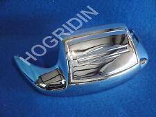 Harley Davidson chrome front fender tip shovelhead panhead 67 - 72 fl flh