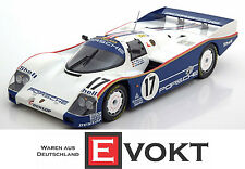 Norev Porsche 962C Winner Le Mans 1987 + ROTHMANS Decals Model Car 1:18 Genuine