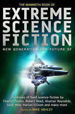 The Mammoth Book of Extreme Science Fiction by Little, Brown Book Group (Pape...