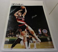 Bill Walton Vintage 1977 Sports Illustrated Poster Portland Trailblazers