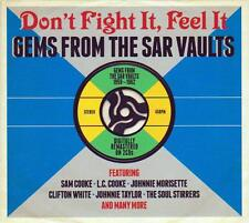 DON'T FIGHT IT, FEEL IT - GEMS FROM THE SAR VAULTS 1959-1962 (NEW SEALED 2CD)