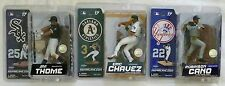 McFarlane MLB 17 COMPLETE CHASE VARIANT Cano, Chavez, Thome