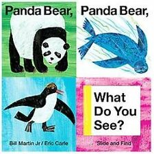 Slide and Find: Panda Bear, Panda Bear, What Do You See? by Bill, Jr. Martin...
