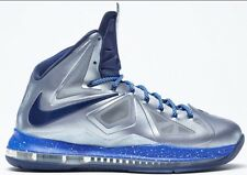 Nike Lebron X Basketball Shoe. Rare Colour Way, Uk Size 8