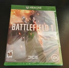 BATTLEFIELD 1 (Microsoft XBOX ONE) BRAND NEW FACTORY SEALED 2016.