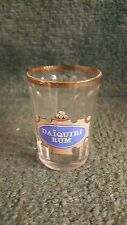 Daiquiri Rum Vintage Retro Shot Glass.