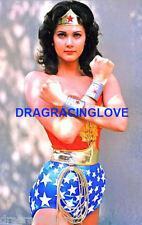 """Gorgeous Actress Lynda """"Wonder Woman"""" Carter SEXY """"Pin-Up"""" PHOTO! #(26)"""