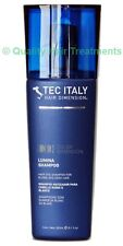 Tec Italy Color Care Lumina Hair Dye Shampoo for blond & gray hair 10.1 oz