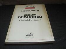 Robert CHAZAL: Gérard Depardieu l'autodidacte inspiré