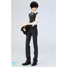 Volks Oct 2014 collection Smart Gray Suit SD17 SD16 boys super dollfie BJD NEW