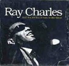 NEW.CD.Ray Charles.Don't Put All Your Dreams In One Basket