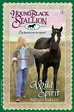 Wild Spirit (Black Stallion)-ExLibrary