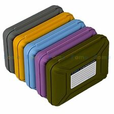 "Premium 3.5"" HDD Tool Free Hard Drive Protection Box/Case(5 cases/pack)"