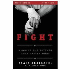 Fight Study Guide: Winning the Battles T Books