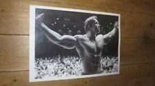 Arnold Schwarzenegger Bodybuilding Pumpen Eisen POSTER 2