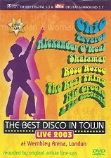 BEST DISCO IN TOWN - 2 DVDs NEU - Shalamar CHIC A. O'Neal