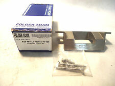 NEW IN BOX FOLGER ADAM SUB-FP 712-75/732-75-630 FACEPLATE OPTION KIT BODY ONLY