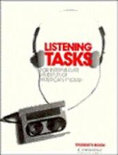 Listening Tasks : For Intermediate Students of American English Workbook