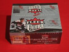 NHL 2006 2007 Hockey Cards - Fleer Ultra Trading Cards MEGA RAR NEU OVP 06 07
