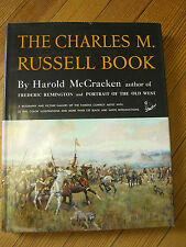 The Charles M. Russell Book.1st ed., H. McCracken, Doubleday/Garden City 1957