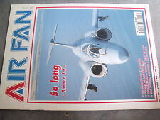 $$s Revue Air Fan N°185 Banana Jet  Arizona  Armee de l'Air Italie  BA 128