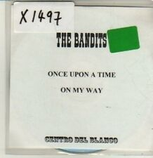 (CQ902) The Bandits, Once Upon A Time - DJ CD