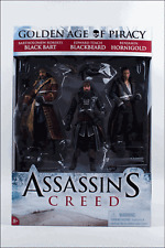 Assassins Creed IV Golden Age of Piracy 3-Pack by McFarlane