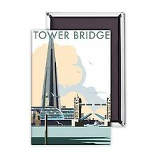 Tower bridge fridge magnet   (se)