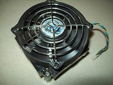 HP 381874-001  Aluminum Heatsink & Fan W/Copper Core 4 pin Socket LGA775 AVC