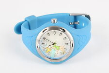 EXCLUSIVELY FOR DISNEY TINKERBELL BY2110 MC2279 BLUE WRISTWATCH  5502