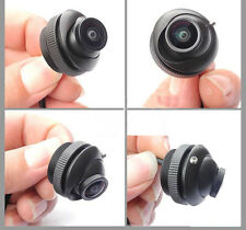 CCD 180Degree Wide Angle Car Rear Front Side View Reversing Camera 360° Ratation