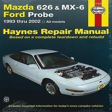 Mazda 626 & MX-6 & Ford Probe: 1993 thru 2002 - All models (Haynes Repair Manual