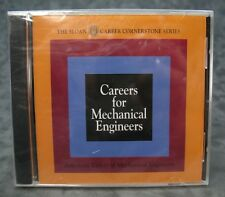 NEW, SLOAN CORNERSTONE CAREER CD - MECHANICAL ENGINEERING Engineer Jobs, Field