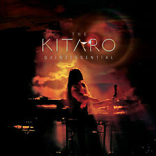The Kitaro Quintessential by Kitaro (CD&DVD 2013)  Brand New