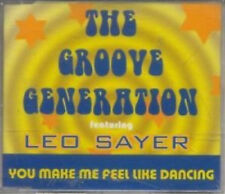 New CD.The Groove Generation.Leo Sayer
