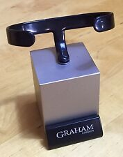 GRAHAM London Watch Window Shop Display Chronofighter Swordfish Silverstone OEM