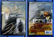 DVD L'assassinat de Jesse James, 2007, neuf sous blister avec Brad Pitt