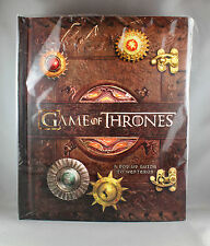Game Of Thrones A Pop Up Guide To Westeros - Brand New Hardcover