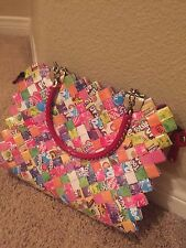 EUC Nahui Ollin Candy Wrapper Purse ~ Adorable & Super Clean!! Hardly Used!!