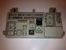 04.5-08 VOLVO S40/V50 BCM/CCM BODY CONTROL MODULE AND FUSE/RELAY BOX 8690719