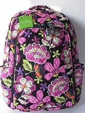 """Vera Bradley Quilted Cotton 15"""" Laptop Sleeve in Pirouette Pink NEW"""