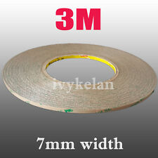 3M 300LSE 9495LE Double Sided-SUPER STICKY HEAVY DUTY ADHESIVE TAPE Repair 7MM