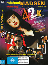 42 K-2001-Michael Madsen- Movie-DVD